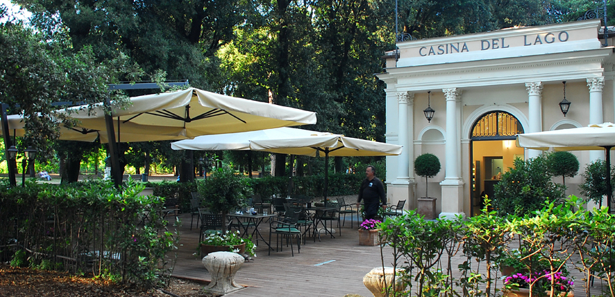 Top five cafés in Rome for an amazi...