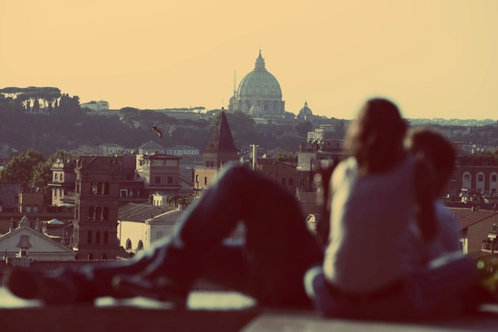 San Valentino a Roma | A day in Rome blog