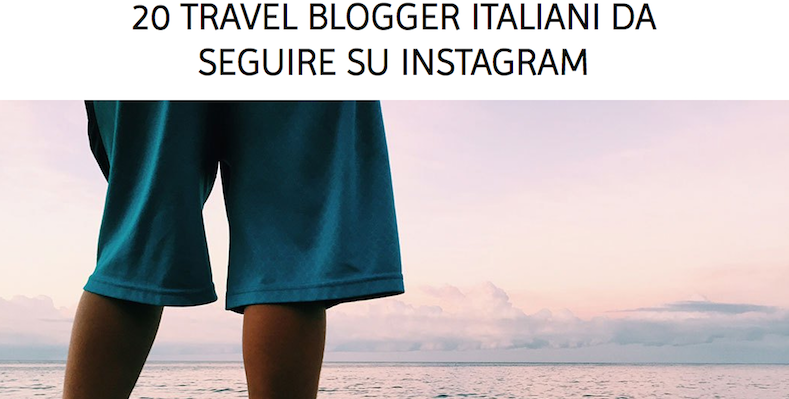top-travel-blogger-italiani