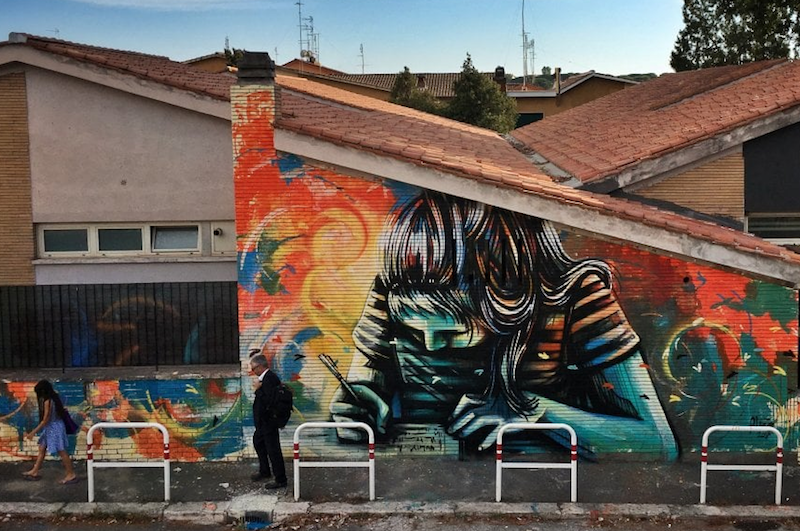 foto by Alice Pasquini
